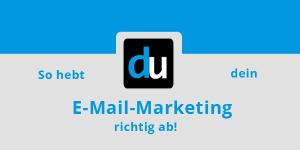 So hebt dein E-Mail-Marketing richtig ab!