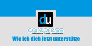 carepress - Wie ich dich jetzt unterstütze